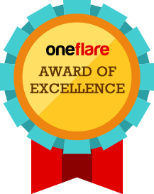 Oneflare Award of Excellence